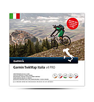 Garmin TrekMap Italia v4 PRO, Italia