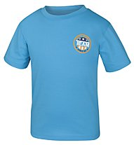 Get Fit Boys Basic T-Shirt, Rill (Light Blue)