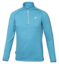 Get Fit Man Polar Fleece - maglia running, Light Blue