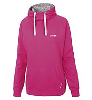 Get Fit Woman Sweater With Hood - felpa con cappuccio donna, Fuchsia