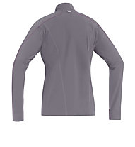 GORE RUNNING WEAR Essential Thermo Lady Shirt maglia a maniche lunghe running donna, Anthracite/Pink
