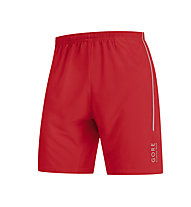 GORE RUNNING WEAR Mythos Race pantaloncini running, Red