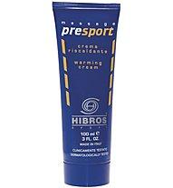 Hibros Presport Creme wärmend 100 ml, Blue