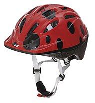 Hot Stuff Helm Kids, Red/Black
