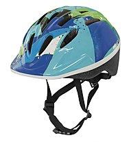 Hot Stuff Helm Kids, Blu/Green