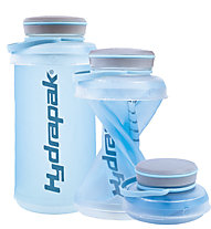 Hydrapak Stash Bottle 1L - Borraccia, Light Blue