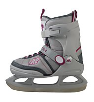 K2 Skis Anna Jr Ice, White