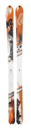 K2 Skis BackUp TM Set: sci+ attacco