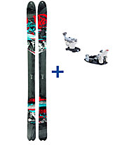K2 Skis HardSide (2012/13) ST Set: Ski+Bindung