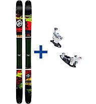 K2 Skis Shreditor 102 Set: sci+attacco