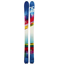 K2 Skis SuperBright 90, Blue/Red/White