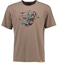 Kaikkialla Kaarle T-Shirt, Coffee