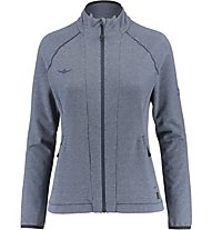 Kaikkialla Minna Jacket Frauen Wolljacke, Blue