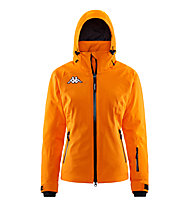 Kappa Giacca sci 6Cento 652, Orange