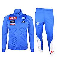 Kappa Tuta Rappresentanza Tuta sportiva calcio SSC Napoli, Light Blue