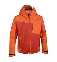 Salewa Kechu Powertex Jacke, Terracotta