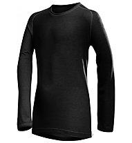 Löffler Kinder Shirt Transtex Warm LA, Black