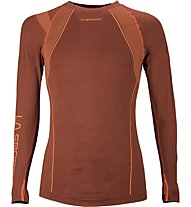 La Sportiva Troposphere 2.0 Long Sleeve M, Red