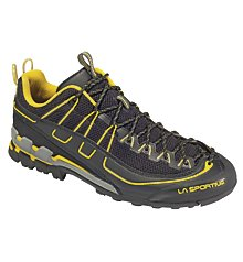 La Sportiva Xplorer Scarpa Escursionismo, Black/Yellow