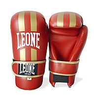 Leone Semi Contact Boxhandschuhe, Red