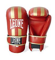 Leone Semi Contact Guantoni da boxe, Red