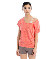 Lolë Sheila Yoga Top Damen, Light Red