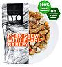 Lyo Food Schweinegulasch mit Perlgraupen, Main meal
