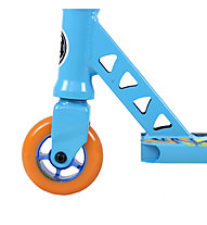 Maui and Sons Aggro Scooter-Roller, Blue/Green