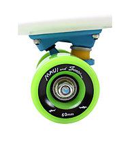 Maui and Sons Aggro Kicktail Cruiser-Skateboard, Aggro