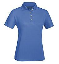 Meru Basic Polo Wembley 13 Polo donna, Brilliant Blue