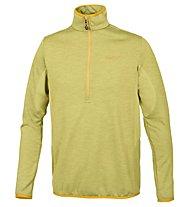 Meru New Fleece maglia manica lunga, Green