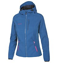 Meru New Soft Shell Woman giacca Softshell donna, Marrocanie Blue