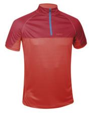 Abbigliamento > Tutto l'abbigliamento > T-shirts >  Meru Speed Techno T-shirt con zip