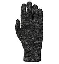 Meru Touchscreen guanti alpinismo, Black