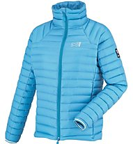 Millet Trilogy Synthesis Down Jkt Giacca in Piuma Donna, Blue