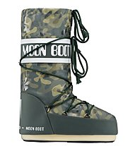 Moon Boot MB Camu, Military Green