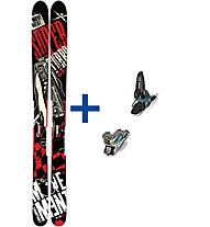 Movement Super Turbo FR Set: Ski+Bindung
