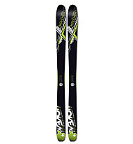 Movement Vertex X - Skitourenski, Black/Green
