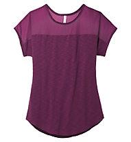 Moving Comfort Metro T-Shirt Damen, Crimson
