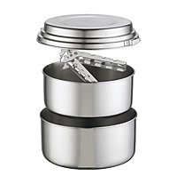 MSR Alpine 2 Pot Set, Stainless Steel