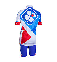 Nalini Komplet Kinder FDJ Team 2015, White/Blue