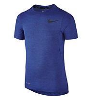 Nike Boys' Nike Training Top T-shirt bambino, Blue