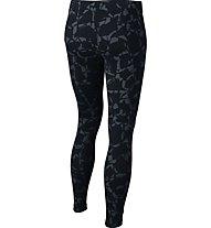 Nike Girls' Sportswear Legging Pantaloni lunghi fitness bambina, Black
