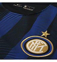 Nike Inter Milan Home Stadium Jersey - maglia calcio, Black/Blue