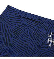 Nike Legendary Engineered Tidal Tight Damen, Blue Obsidian/Black