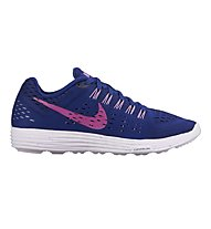 Nike Lunar Trainer Frauen, Black/White-White