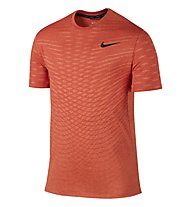 Nike Ultimate Dry Training Shirt Kurzarm Herren, Orange