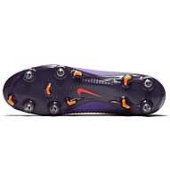 Nike Mercurial Veloce III (SG-Pro) - Fußballschuhe weicher (nasser) Boden, Purple