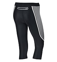 Nike Power Speed Capri Laufhose Damen, Black