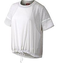 Nike SS Bonded Tee - Damenshirt, White